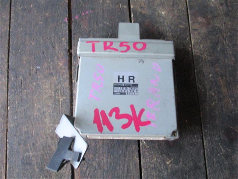Компьютер Nissan Terrano R50 (б/у)