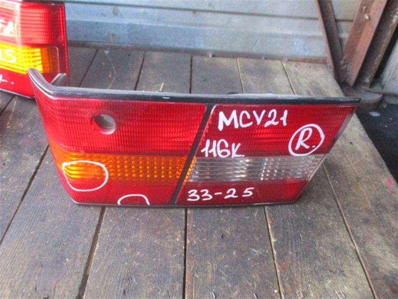 Вставка между стопов Toyota Windom MCV21 правая (б/у)