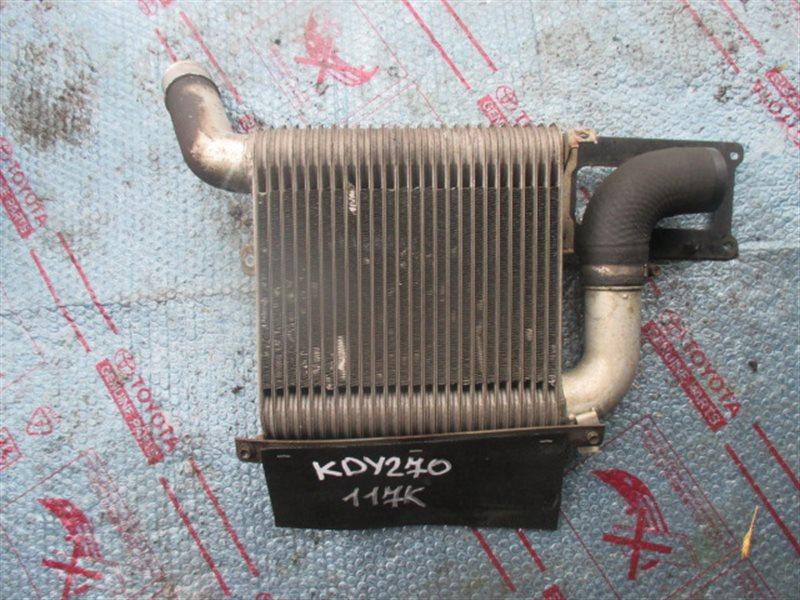 Интеркулер Toyota Dyna KDY270 (б/у)