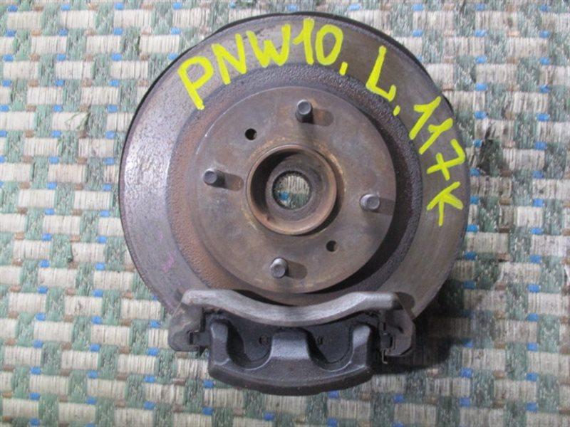 Ступица Nissan Avenir W10 передняя левая (б/у)