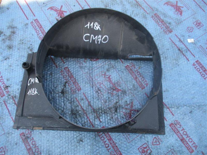 Диффузор радиатора Toyota Town Ace CM70 (б/у)