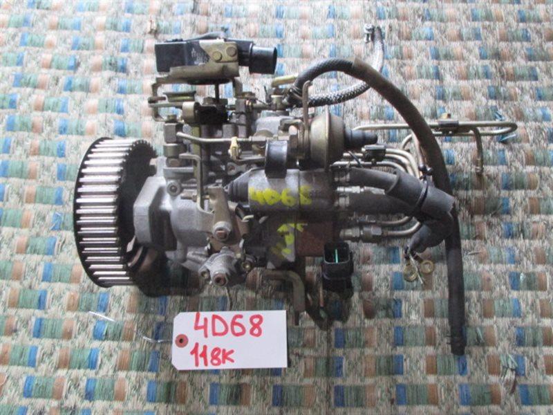 Тнвд Mitsubishi 4D68 (б/у)