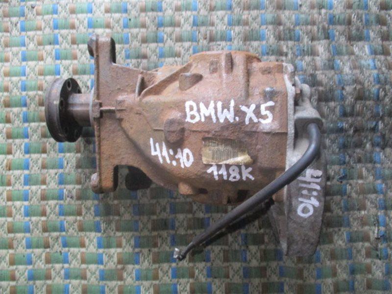 Редуктор Bmw X5 E53 задний (б/у)