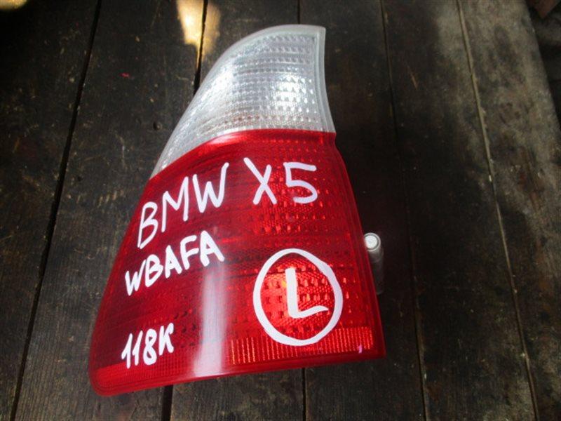 Стоп-сигнал Bmw X5 E53 левый (б/у)