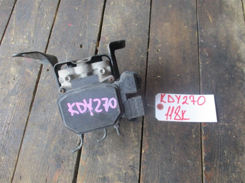 Блок abs Toyota Dyna KDY270 (б/у)
