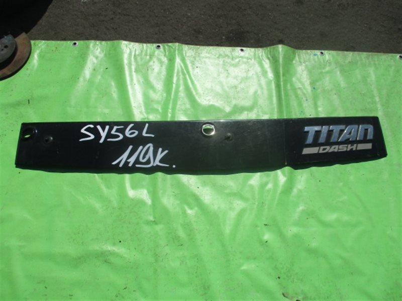 Решетка радиатора Mazda Titan SY56L (б/у)