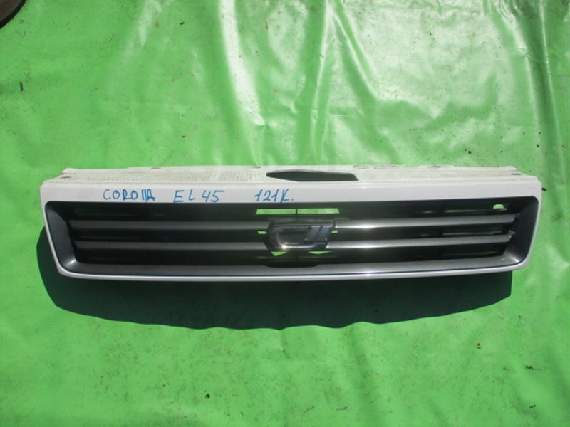Решетка радиатора Toyota Corolla Ii EL45 (б/у)