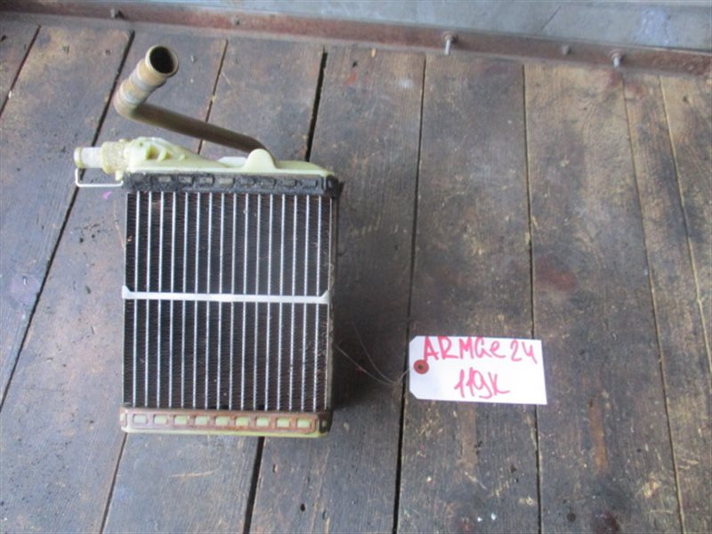 Радиатор печки Nissan Caravan E24 (б/у)
