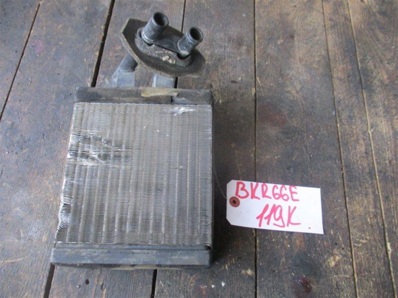 Радиатор печки Nissan Condor BKR66E (б/у)