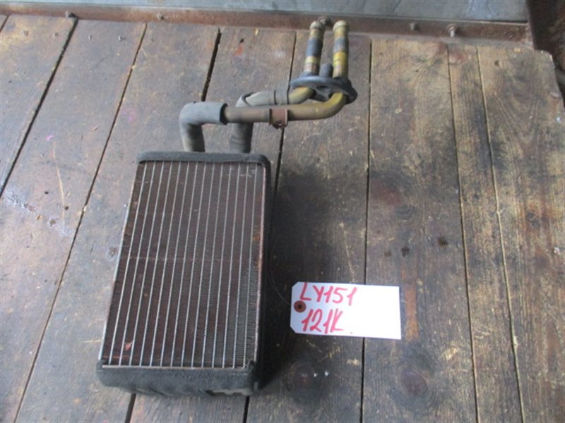 Радиатор печки Toyota Dyna LY151 (б/у)