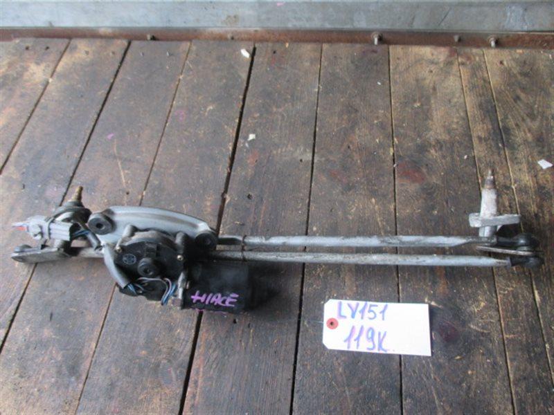 Мотор дворников Toyota Dyna LY151 (б/у)