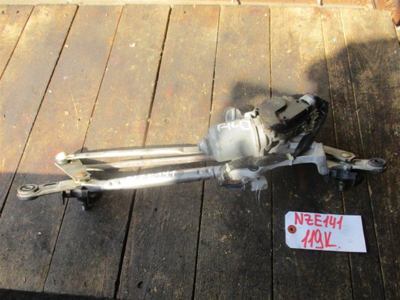 Мотор дворников Toyota Fielder NZE141 (б/у)