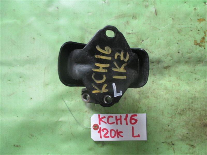 Подушка Toyota Granvia KCH16 левая (б/у)
