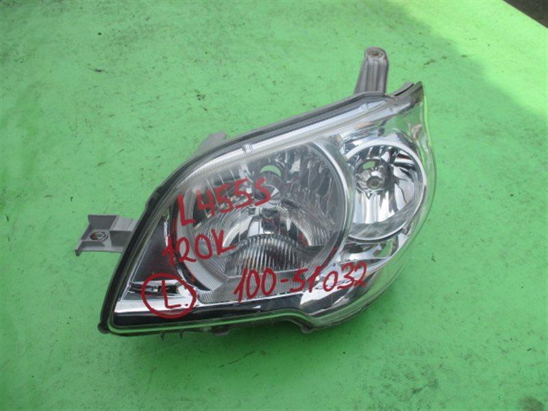 Фара Daihatsu Tanto Exe L455S левая (б/у)