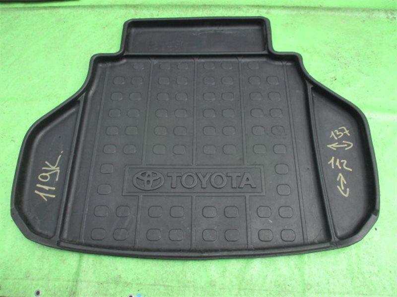 Коврик багажника Toyota (б/у)