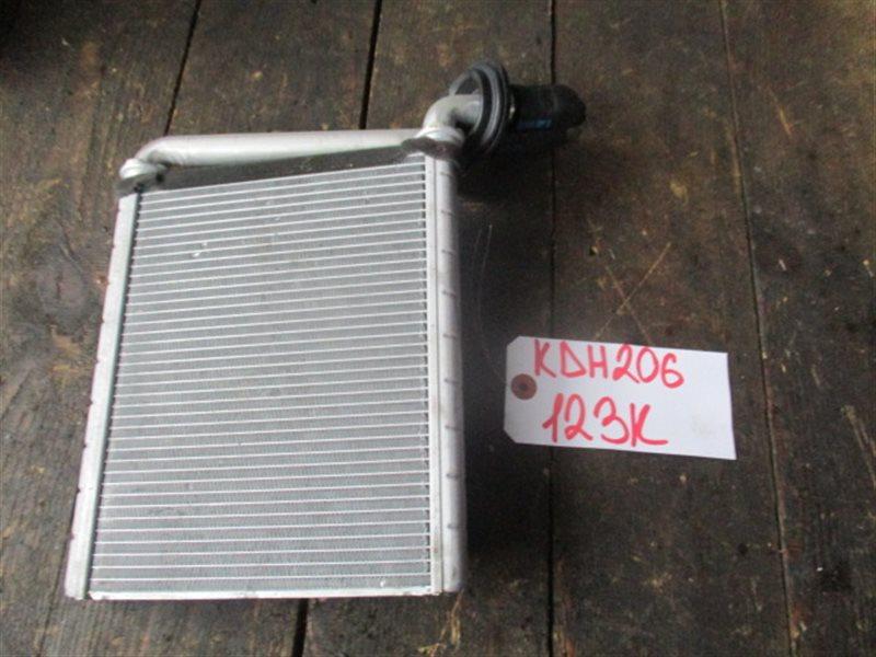 Радиатор печки Toyota Hiace KDH206 (б/у)