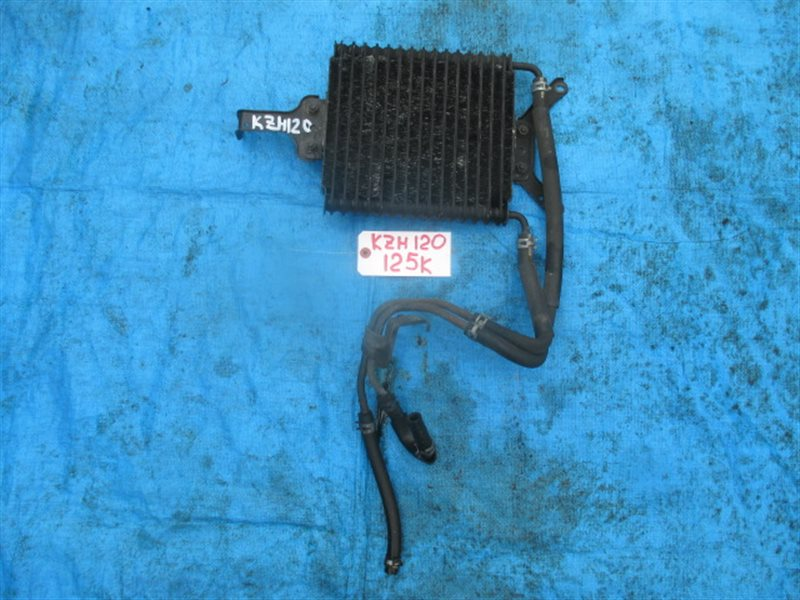 Радиатор масляный Toyota Hiace KZH120 (б/у)
