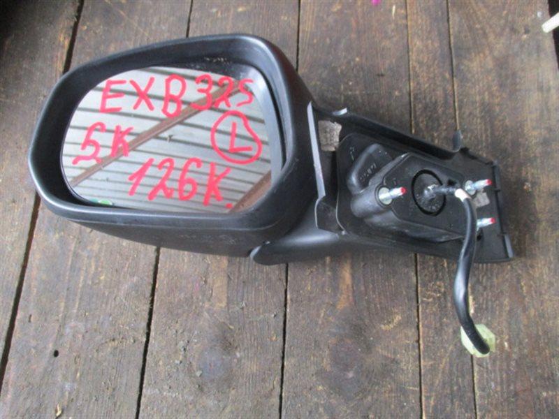 Зеркало Suzuki Splash XB32S левое (б/у)