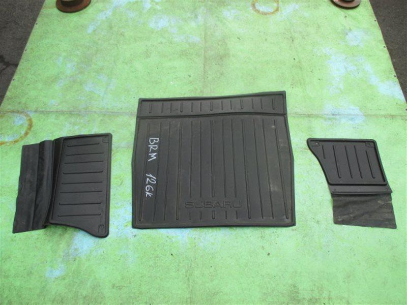Коврик багажника Subaru Legacy BRM (б/у)