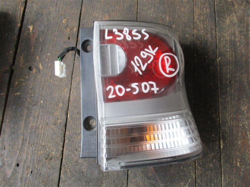 Стоп-сигнал Daihatsu Tanto L385S правый (б/у)