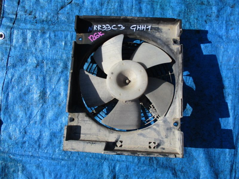 Вентилятор радиатора Isuzu Forward NRR33 (б/у)