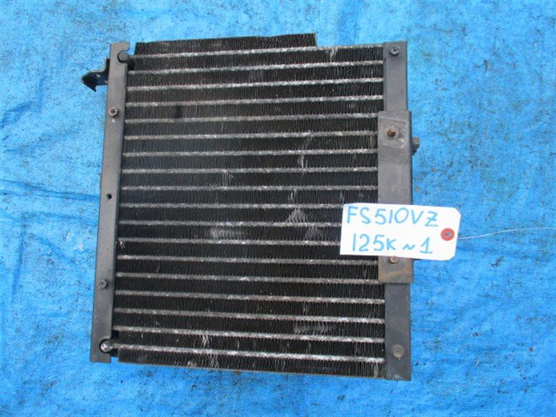 Радиатор кондиционера Mitsubishi Fuso FS510VZ (б/у) № 1
