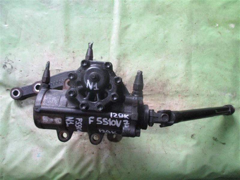 Рулевой редуктор Mitsubishi Fuso FS510VZ (б/у) № 1