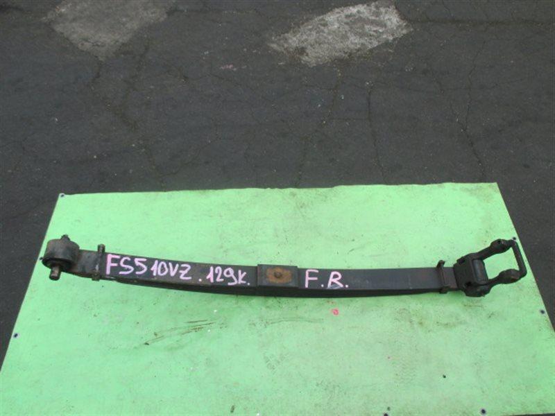 Рессоры Mitsubishi Fuso FS510VZ передние правые (б/у)