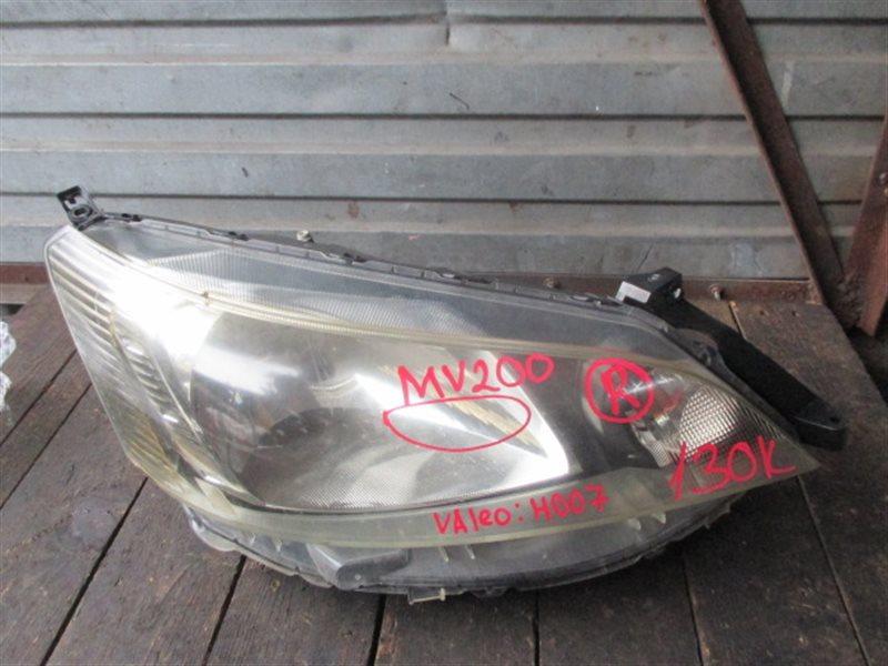 Фара Nissan Nv200 VM20 правая (б/у)