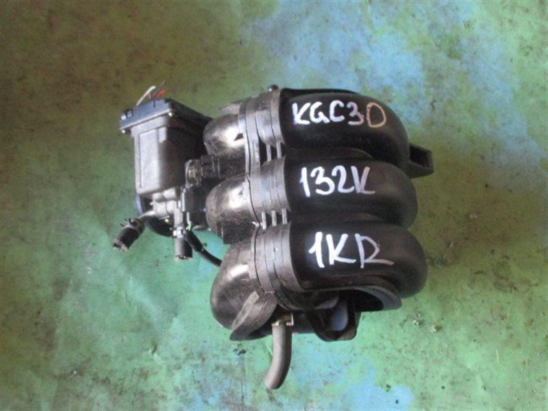 Коллектор впускной Toyota Passo KGC30 (б/у)