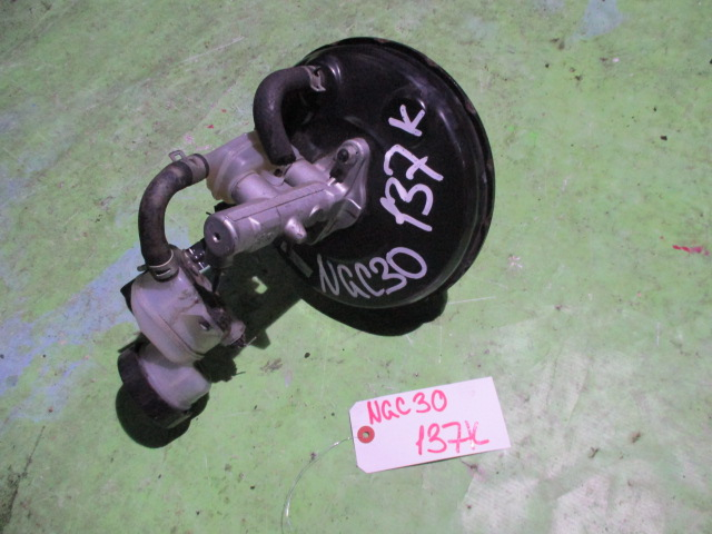 Главный тормозной цилиндр Toyota Passo NGC30 (б/у)