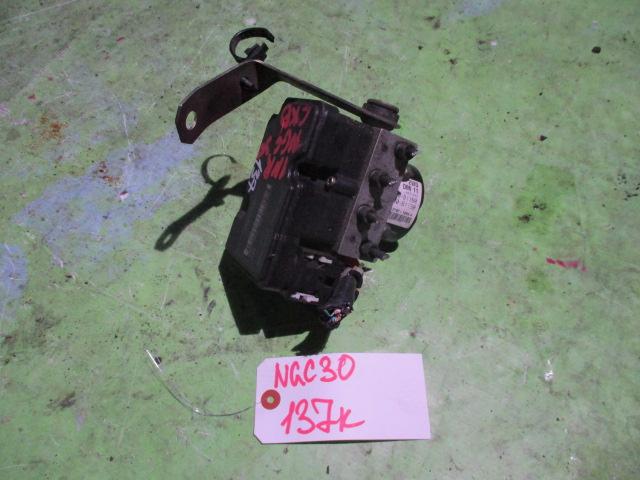 Блок abs Toyota Passo NGC30 (б/у)