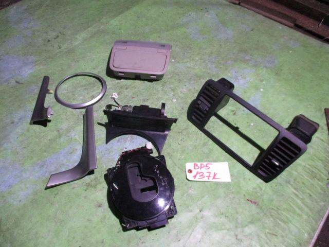 Пластик салона Subaru Legacy BP5 (б/у)