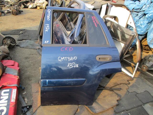 Дверь Chevrolet Trailblazer GMT360 задняя левая (б/у)