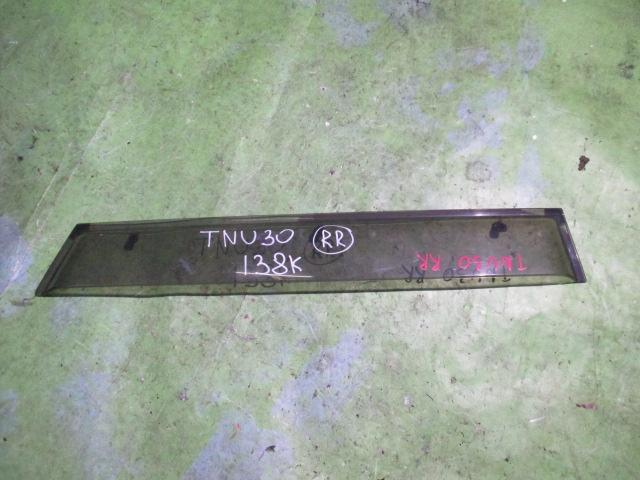 Ветровик Nissan Presage U30 задний правый (б/у)