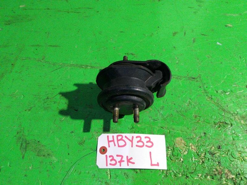 Подушка Nissan Cedric HBY33 левая (б/у)