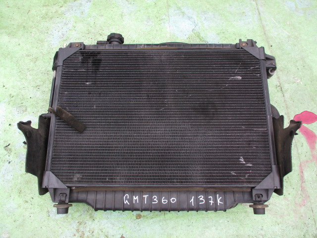 Радиатор основной Chevrolet Trailblazer GMT360 (б/у)
