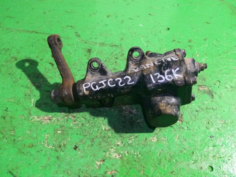 Рулевой редуктор Nissan Vanette C22 (б/у)