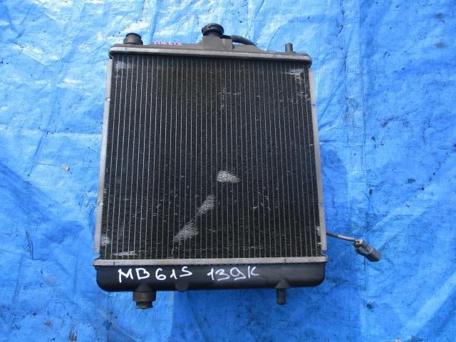 Радиатор основной Suzuki Wagon R MB61S (б/у)