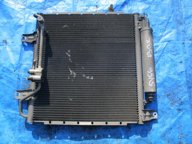 Радиатор кондиционера Mazda Titan SY56L (б/у)