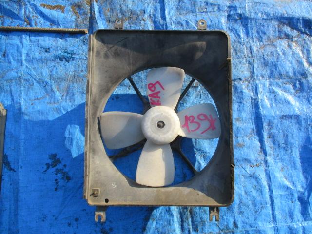 Вентилятор радиатора Honda Legend KA9 (б/у)