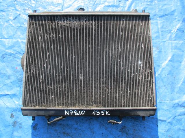 Радиатор основной Mitsubishi Pajero V78W (б/у)