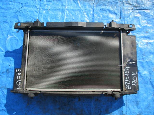 Радиатор основной Toyota Auris ZRE154 (б/у)