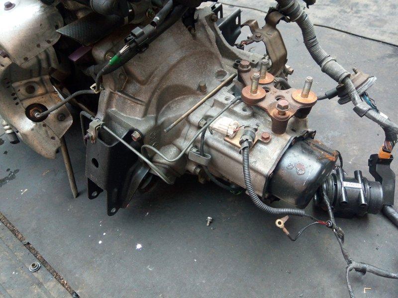 Мкпп Mazda Lantis CBA8P BP-ZE (б/у)