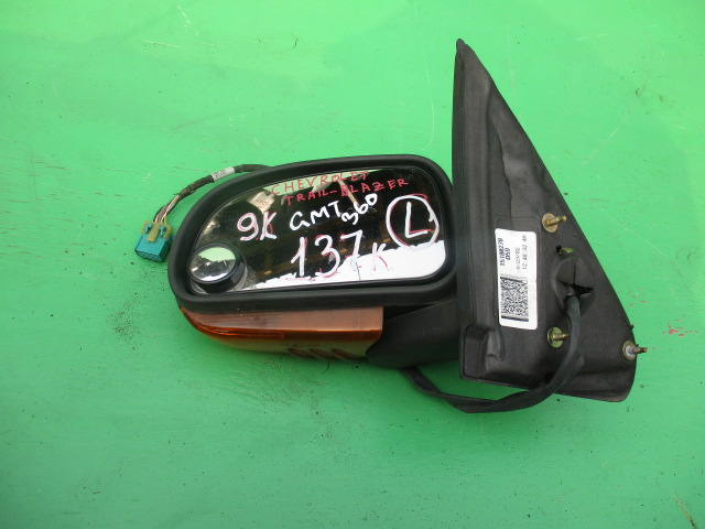 Зеркало Chevrolet Trailblazer GMT360 левое (б/у)