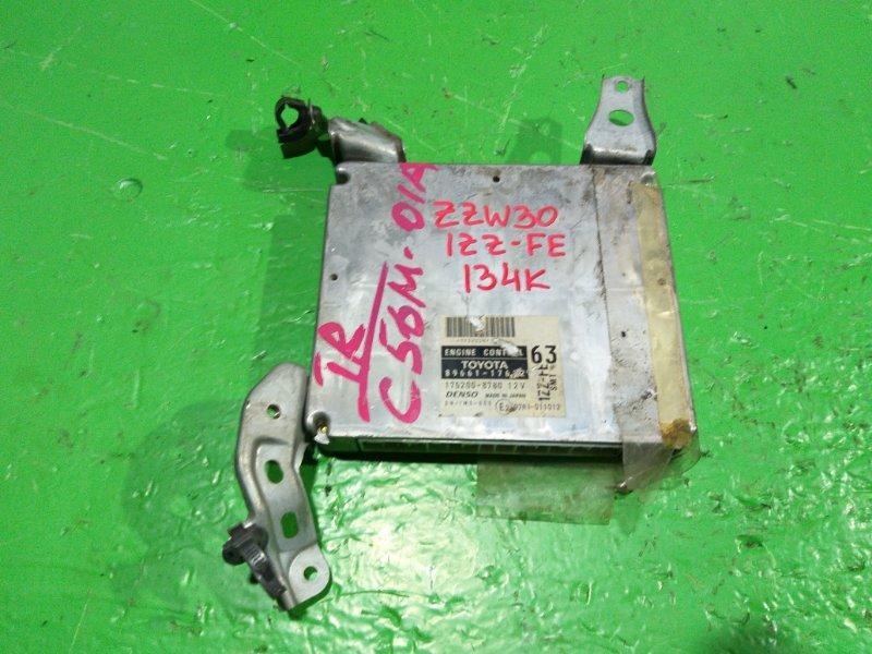 Компьютер Toyota Mr-S ZZW30 1ZZ-FE (б/у)