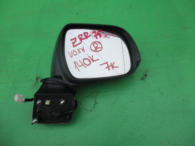 Зеркало Toyota Voxy ZRR75 правое (б/у)