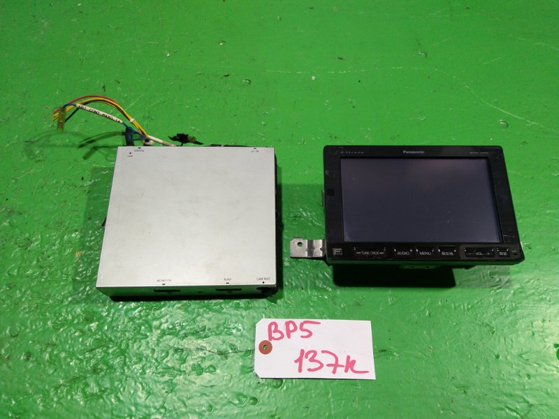 Монитор Subaru Legacy BP5 (б/у)