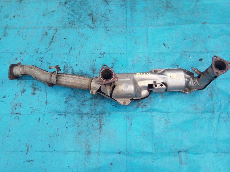 Коллектор выпускной Nissan Cefiro A33 VQ20-DE (б/у)