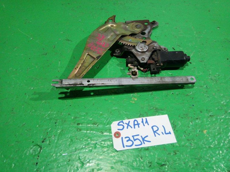 Стеклоподъемник Toyota Rav4 SXA11 задний левый (б/у)